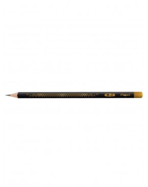 MAPED GRAPHITE DECO-PAINTED TIP HB PENCIL x 3