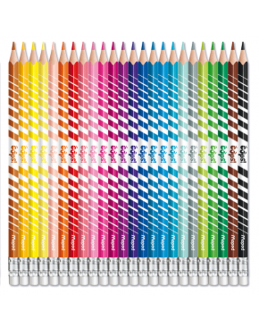 MAPED COLOR'PEPS OOPS - 24 ERASABLE COLOURED PENCILS
