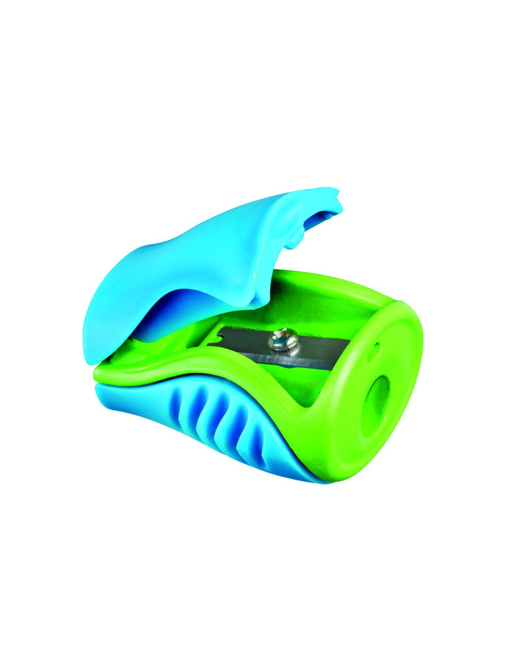 MAPED PENCIL SHARPENER BOOGY 1 HOLE CANISTER