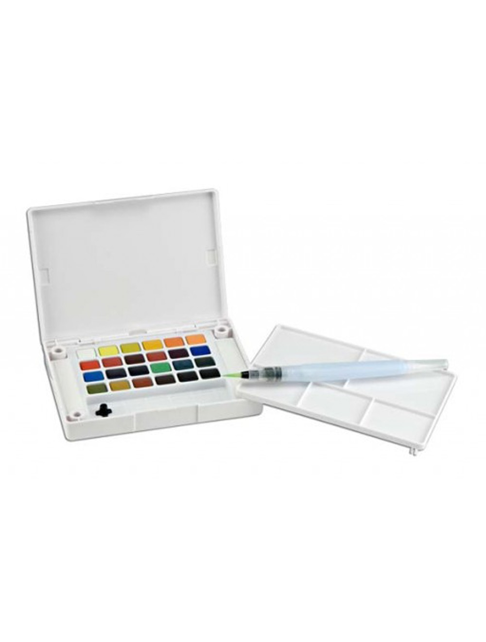 SAKURA KOI FIELD SKETCHBOX SET - 24 COLOUR