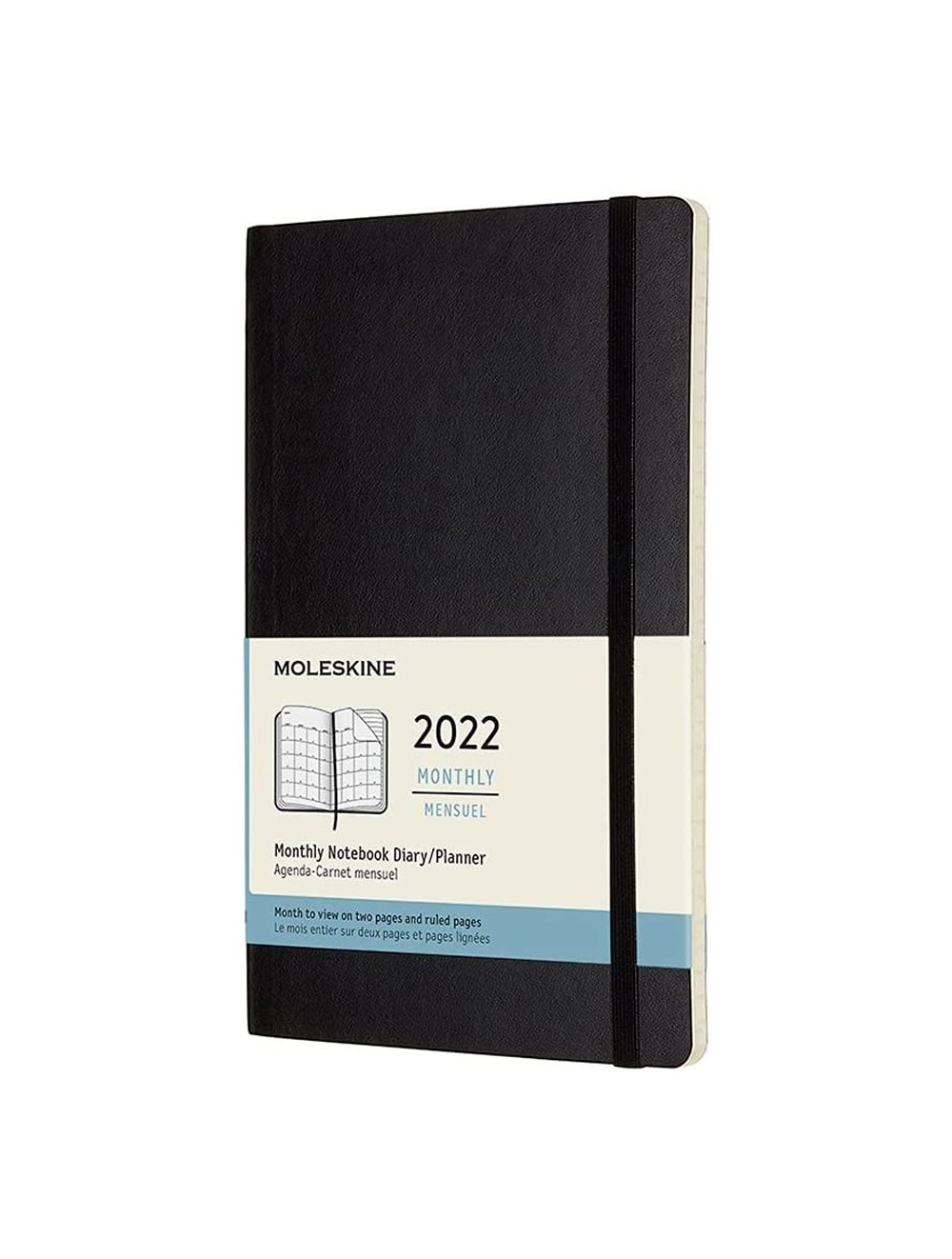 MOLESKINE MONTHLY PLANNER 2022 - LARGE SIZE